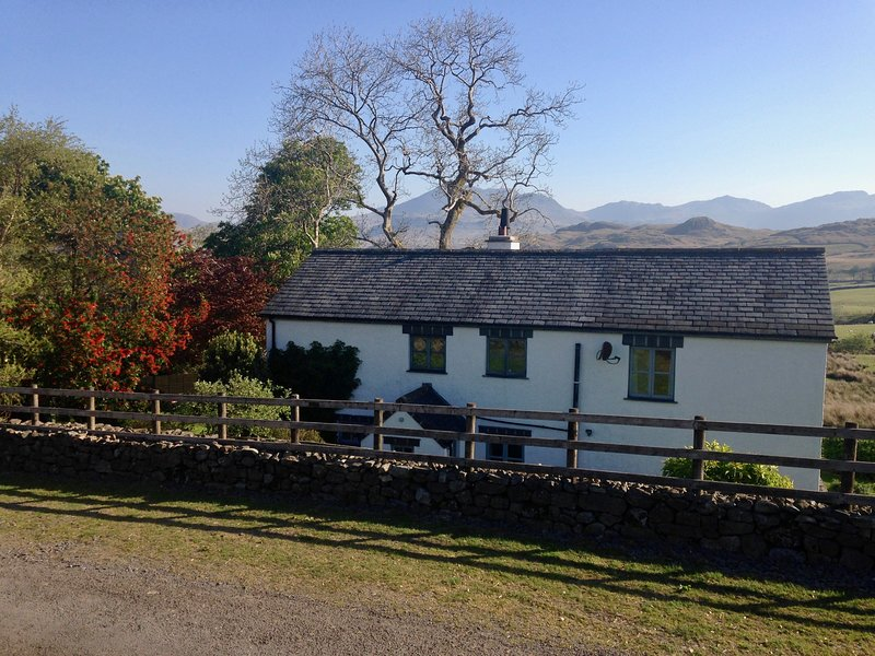 Beautiful cottage with breathtaking mountain views, wifi, Sky, enclosed garden, alquiler vacacional en Wasdale Head