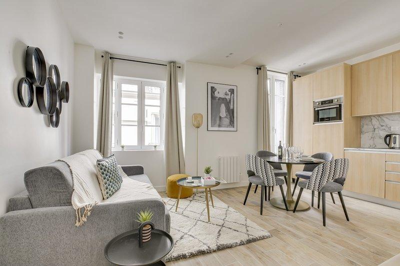 152 Suite Sylvie, Superb Studio PMR, Paris, casa vacanza a Gentilly