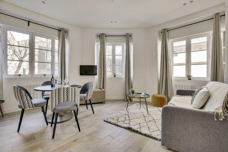 351 Suite Jean Yves Great Studio, PMR, Paris, casa vacanza a Gentilly