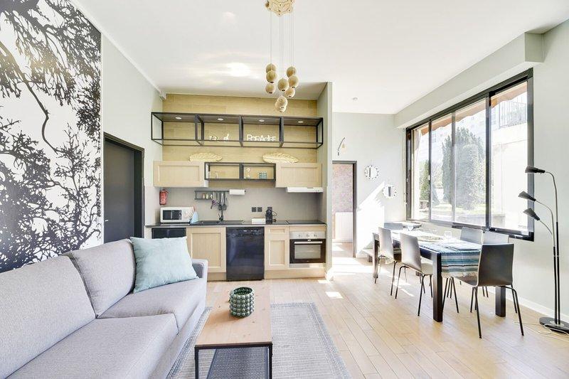 114- Suite Deby, Designer apt 3BDR, casa vacanza a Vanves