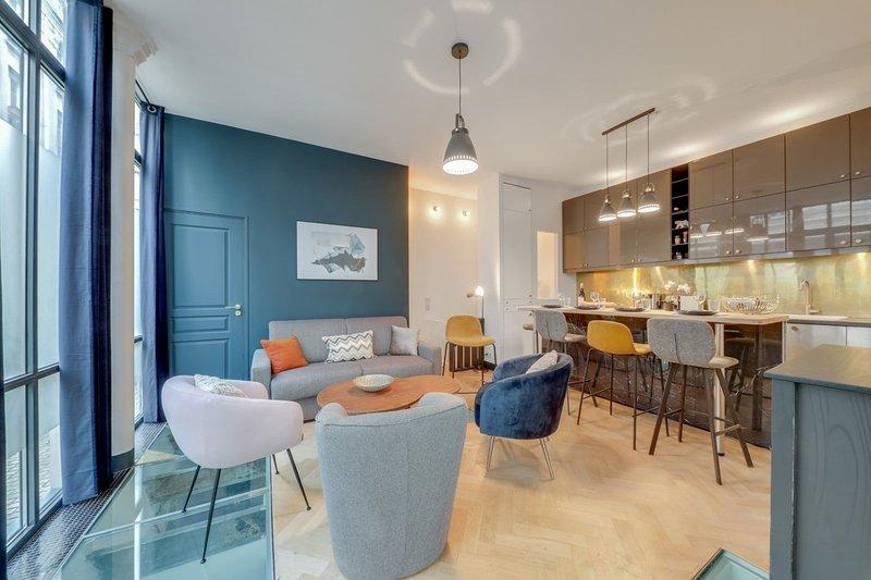 142 Suite Ober, Great APT, Central Paris, holiday rental in Seine-Saint-Denis