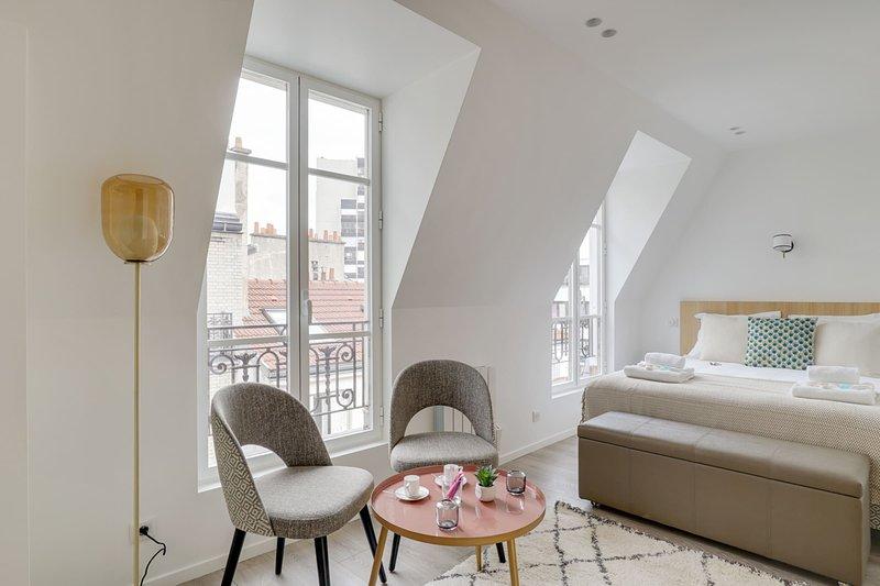162 Suite Benjamin, Luxury 1 BDR APT, New, Paris, casa vacanza a Gentilly