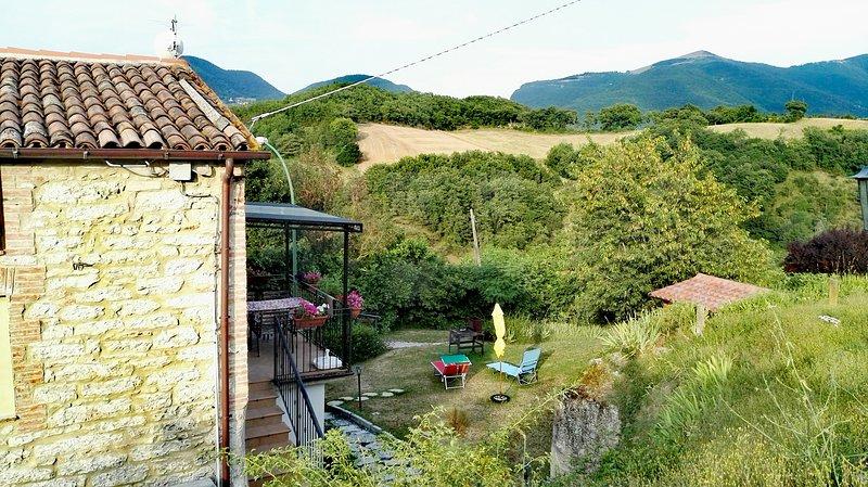 Casa vacanze Oasi delle Gazze, holiday rental in Province of Ancona