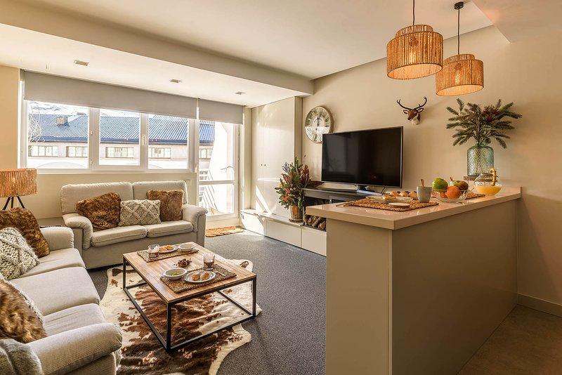 Snow Home Apartment Sierra Nevada, alquiler vacacional en Sierra Nevada