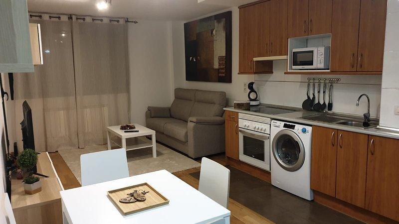 El Llano, holiday rental in Lecinena