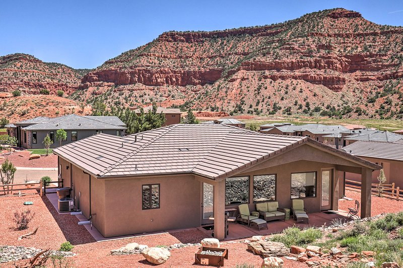 Make the most of your Utah getaway at this new 3-bed, 2-bath vacation rental!