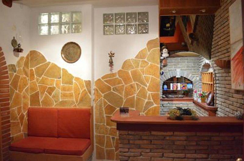 Studio with Garden View, alquiler vacacional en Melissaki