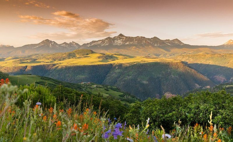 Telluride offers so much natural beauty to explore at any time of year.