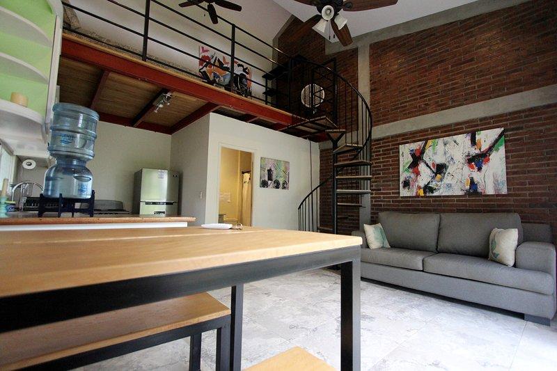 Loft apartment #2, holiday rental in Iguana