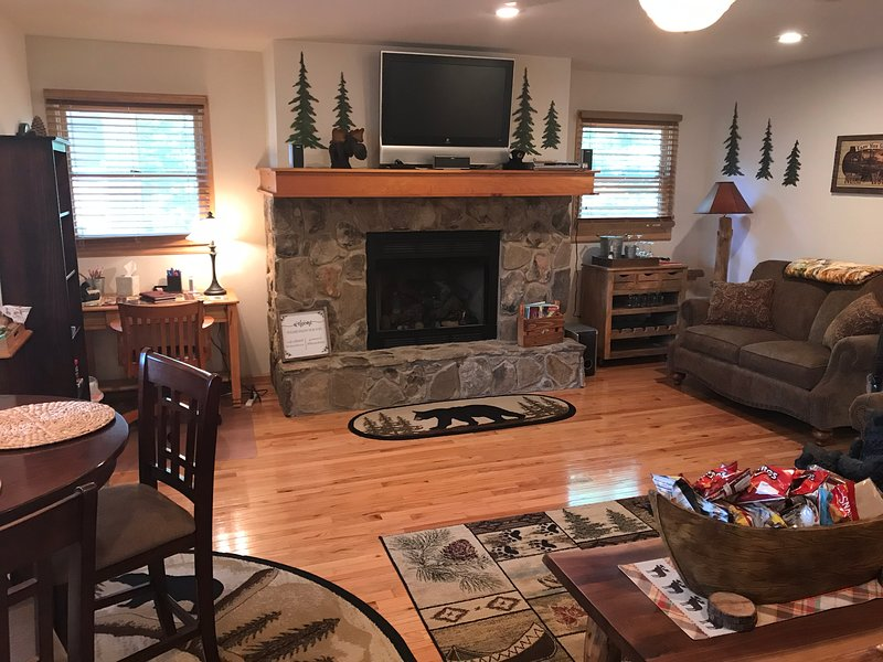 Shannon's Mountain Retreat Private 3 room apartment, holiday rental in Brasstown