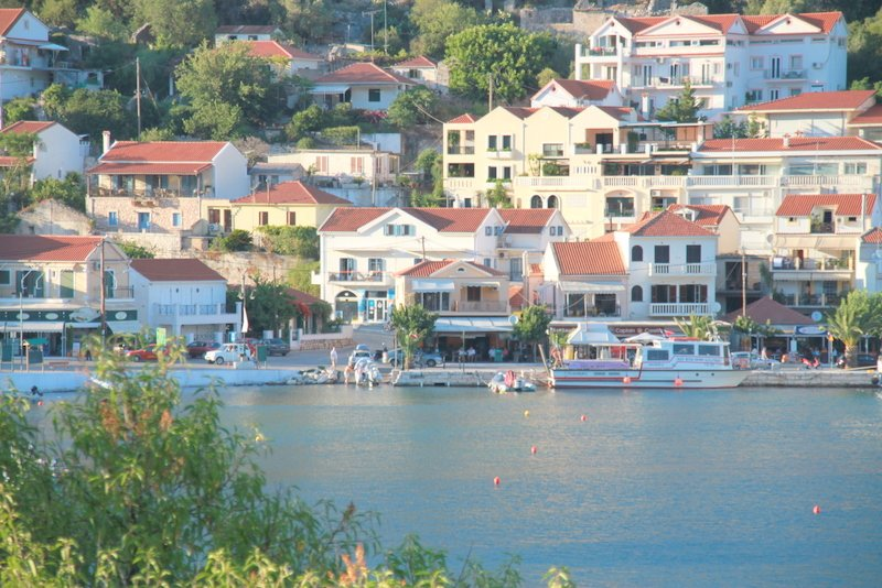 Pilali apartment  1 Kefalonia Greece, vacation rental in Agia Efimia