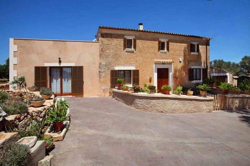 Villa Vidal, location de vacances à Santanyi
