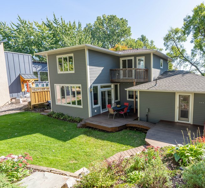 Sunnyside Garden, vacation rental in Richfield