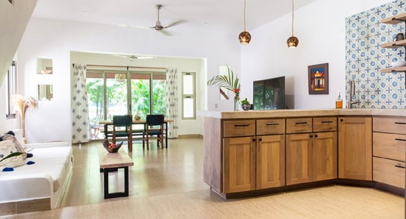 Townhouse # 5, holiday rental in Iguana