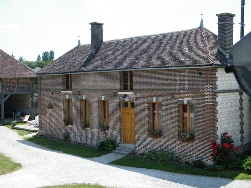 Le Bas du Buisson Fermé, holiday rental in Bercenay-le-Hayer