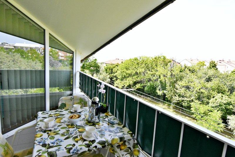 Appartamento Eva a Zambratija-Savudrija, climatizzato, vicino alla spiaggia, holiday rental in Zambratija