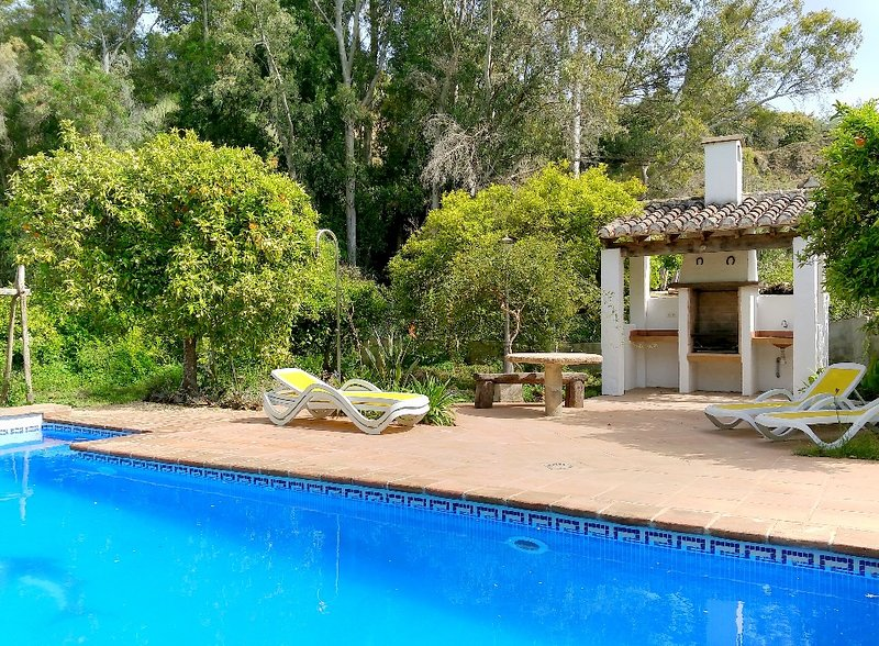 Molino Maroto, holiday rental in Alhaurin el Grande