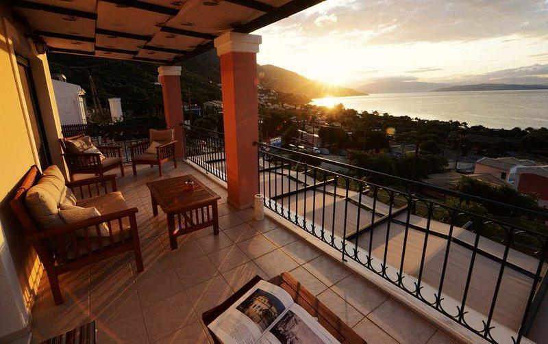 Villa Artemis, holiday rental in Barbati