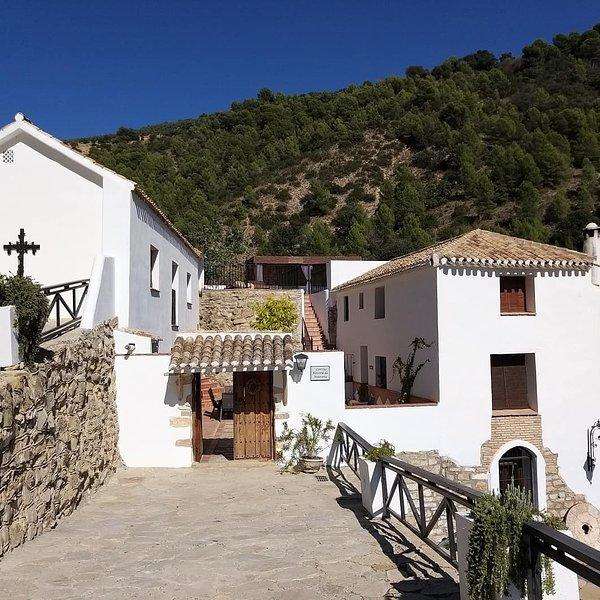Molino Mairena, Casa Los Molinos met zwembad midden in de natuur, alquiler vacacional en Moclín