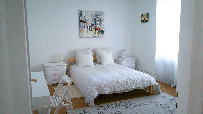 Cosy et lumineux appartement meublé, situé à Mulhouse Salengro/Nordfeld, holiday rental in Bad Bellingen