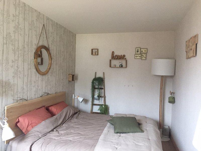 Chambre d'hôtes 3* avec piscine et petits déjeuners entre Blois et Chambord, location de vacances à Cellettes