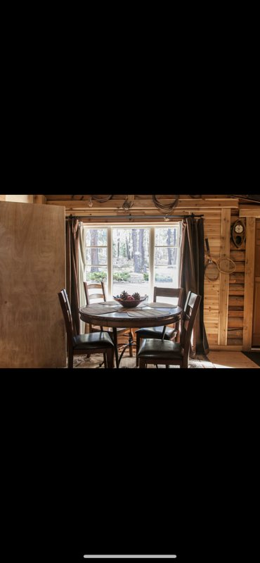 Cabin in the Woods, holiday rental in Central Oregon