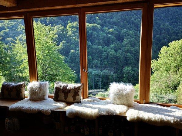 Gite de charme au coeur de la nature : Escouaraou, casa vacanza a Portet-d'Aspet