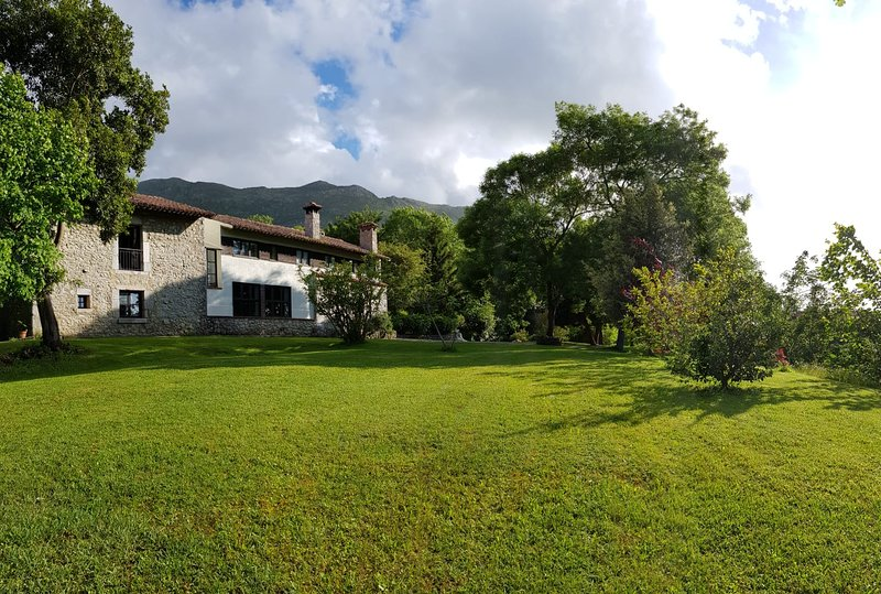 Amaicha Casona Rural, holiday rental in Ribadesella