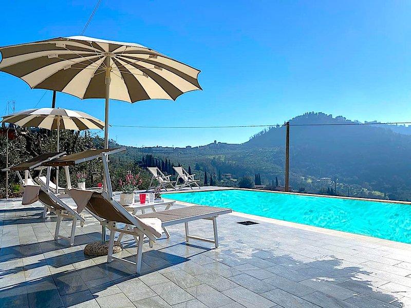 Montecatini - Villa Franca, casa vacanza a Montecatini Terme