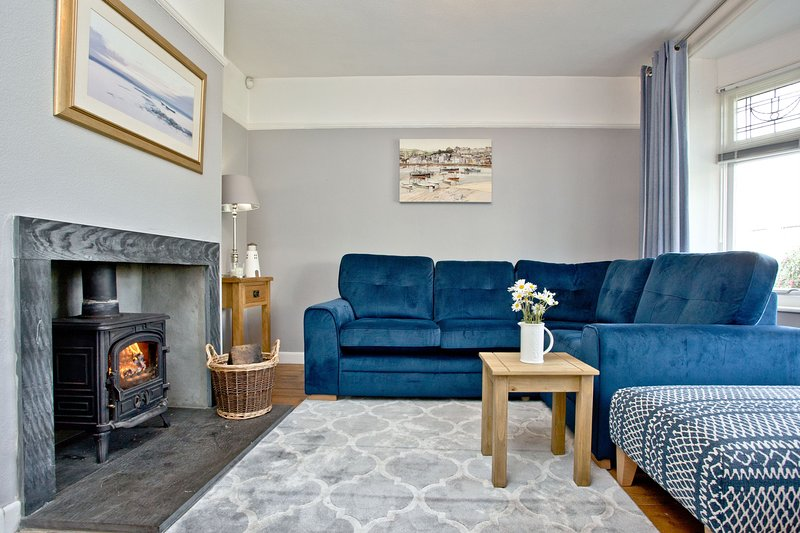 The Old Dairy - A lovely pet-friendly home in the iconic North Cornwall village, vacation rental in Port Gaverne
