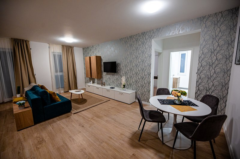 Modern Apartment in Private Residential complex, location de vacances à Bontida