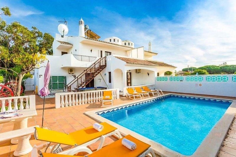 Vivenda Coelho, São Rafael, Albufeira - Algarve, holiday rental in Sesmarias