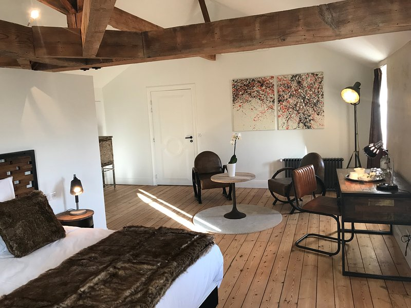Le Clos des Queyries - Suite Saliniere, location de vacances à Lormont