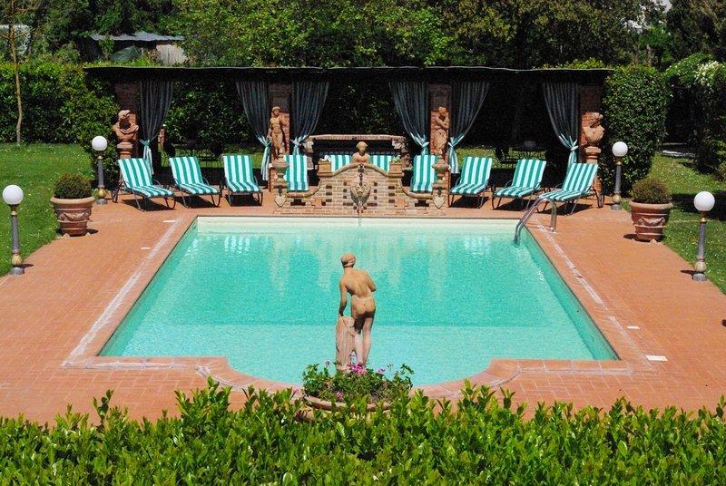 Villa Portoverde Rental with Pool Jacuzzi and Sauna, location de vacances à Foiano Della Chiana