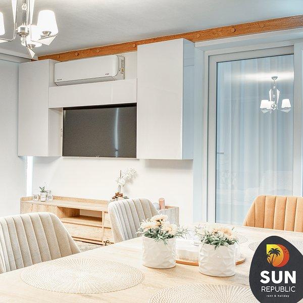Sun Apartments Deluxe, holiday rental in Trikomo