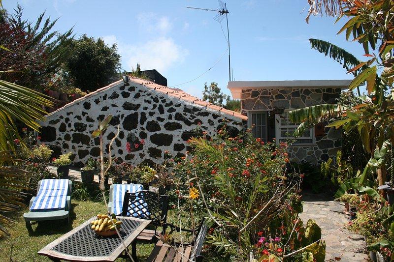 Charming Country house Tijarafe, La Palma, vacation rental in Tazacorte