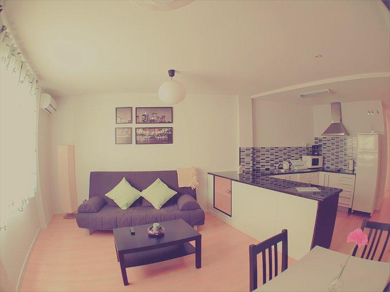 La Golondrina III Apartamentos, holiday rental in Villanueva de la Vera