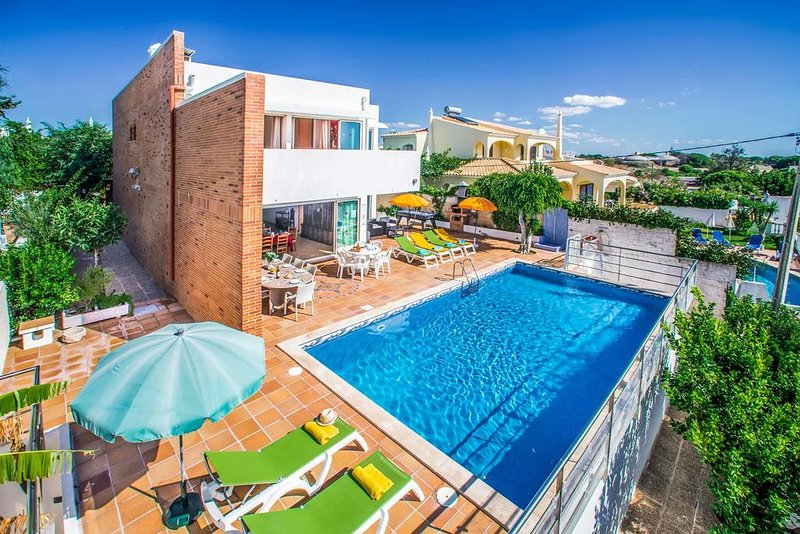Villa Oceano, São Rafael - Albufeira - Algarve, holiday rental in Sesmarias