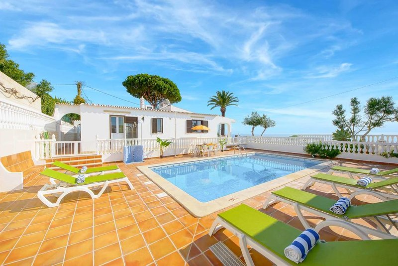Villa Brigida, São Rafael - Albufeira - Algarve, holiday rental in Sesmarias
