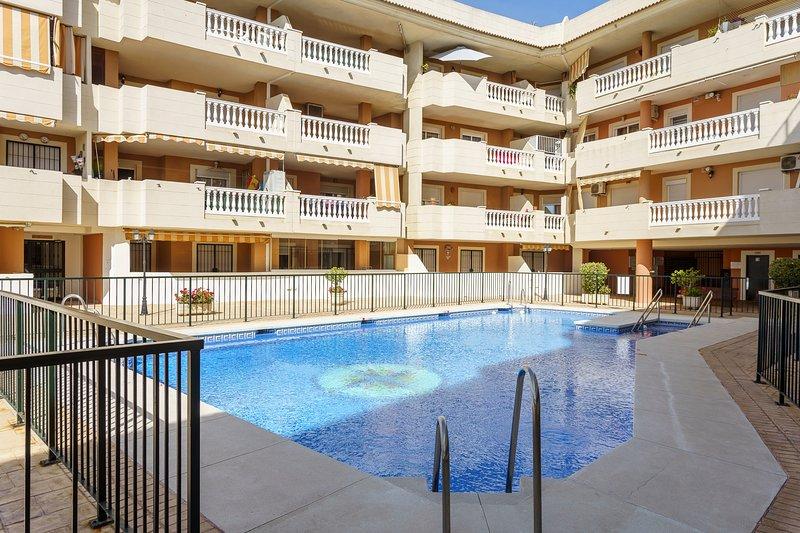 Bonito Apartamento Junto al Mar, vakantiewoning in Rincon de la Victoria