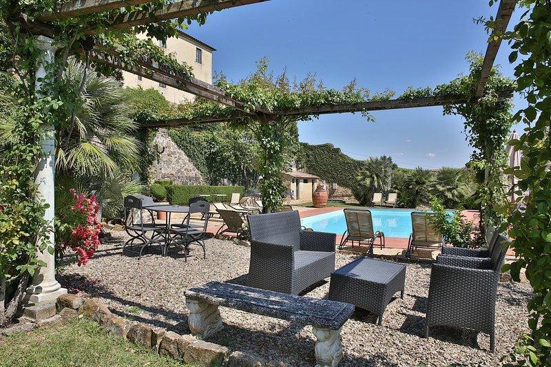 Villa Zaballina, vakantiewoning in Barberino Val d'Elsa