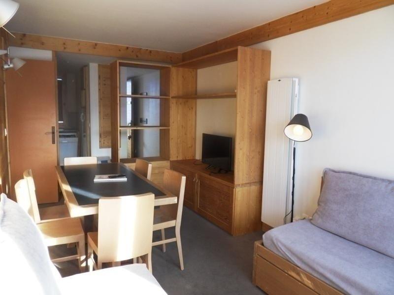 Appartement au pied des pistes composé de 3 pièces pour 7 personnes de 48 m², vacation rental in Belle Plagne