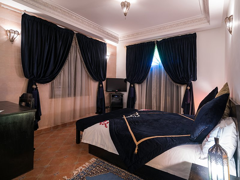 Suite Junior - Saphir, holiday rental in Aghmat