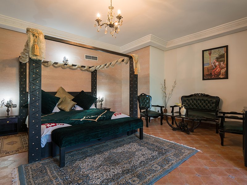 Suite Royale - Emeraude, holiday rental in Aghmat