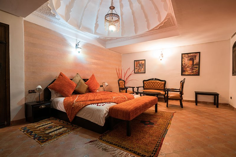 Suite Junior - Coraline, holiday rental in Aghmat