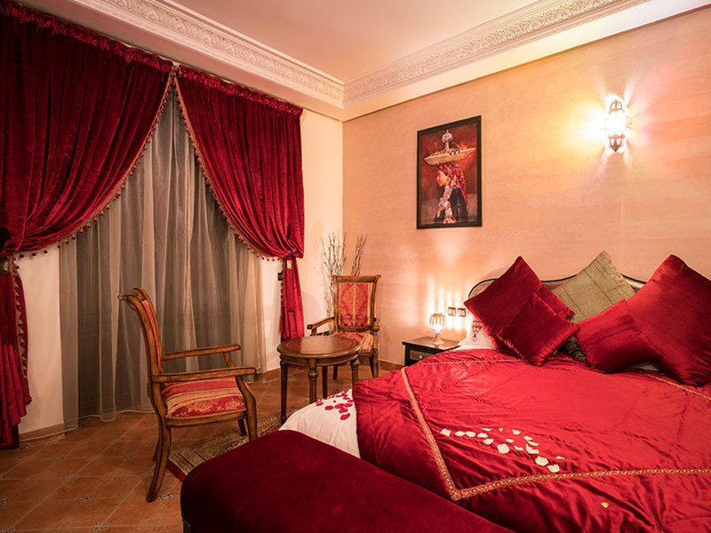 Suite Junior - Rubis, holiday rental in Aghmat