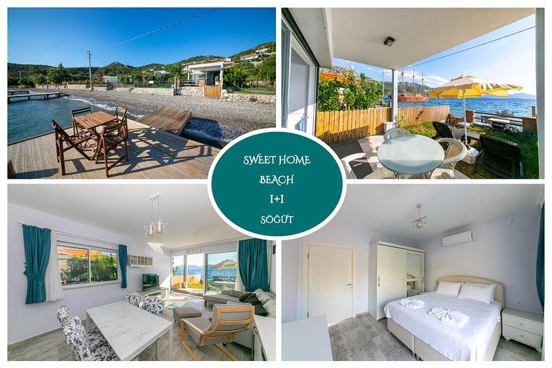 Sweet Home Villa Sogut Daily Weekly Rentals, holiday rental in Sogut