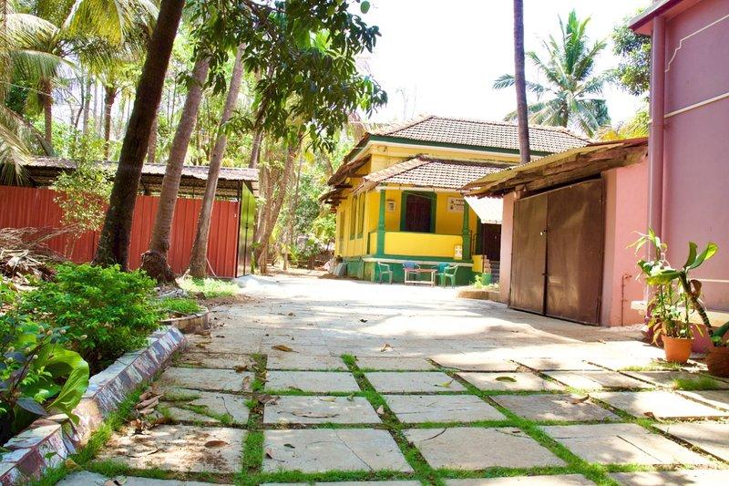 Surroundings  of the villa