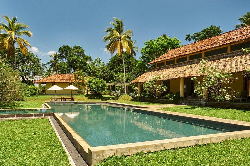 Samadara Estate, Midigama, location de vacances à Matara