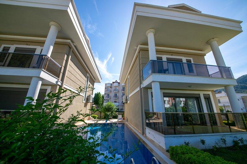 Villa Gunes 1 Icmeler, location de vacances à Icmeler
